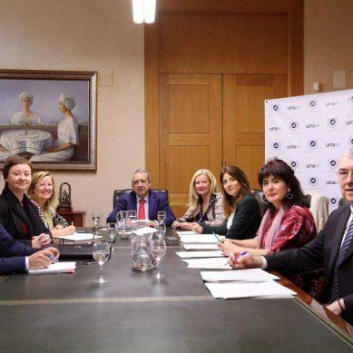 La Diputación y la Universidad de Málaga afrontan 2018 con una treintena de proyectos