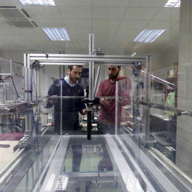 Diseñan un dispositivo que mejora la aerodinámica de los vehículos terrestres