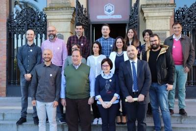 El proyecto europeo Diverfarming celebra su primera reunión nacional en la UCO