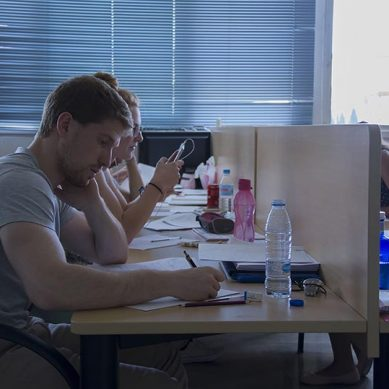 """La Universidad de Granada ofrece el taller """"Hábitos y Técnicas de Estudio"""""""