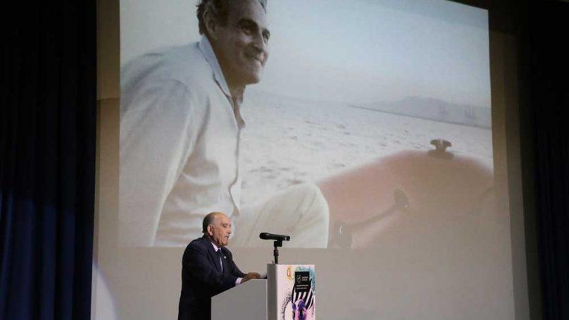 La Gala del Deporte de la UMA homenaje a Carlos Serra