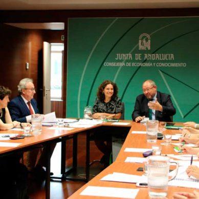 Lina Gálvez preside la constitución del Consejo Asesor del Plan Andaluz de Investigación, Desarrollo e Innovación
