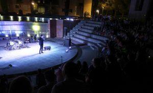 25 Aniversario UJA. Actuación David Navarro