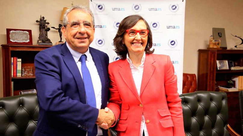 La UMA y la Consejería de Justicia firman un convenio para trabajar en seguridad ciudadana