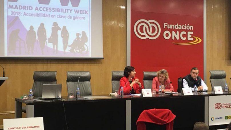 La V Semana Internacional de la Accesibilidad se desarrolla dentro de un máster de la UJA