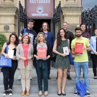 Abraham Guerrero Tenorio, estudiante de la Universidad de Cádiz, gana el certamen UCOpoética 2018