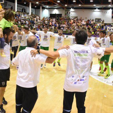 El CD UMA Antequera, un equipo de Primera