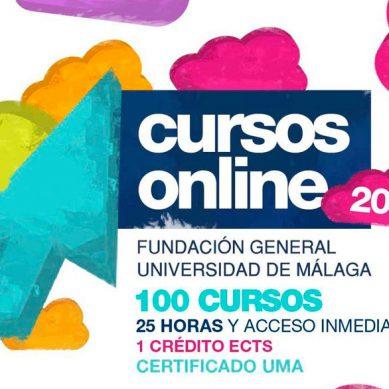 La FGUMA abre el plazo para la matriculación de más de 100 cursos online