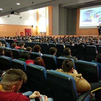 Los Encuentros UJA reciben a más de 5.000 estudiantes de la provincia