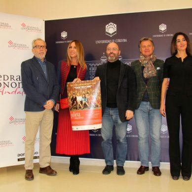 La Cátedra de Gastronomía celebra su aniversario con el mejor cine