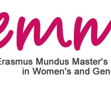 Consigue una de las becas para la XIII edición del Máster Erasmus Mundus en Estudios de las Mujeres y de Género GEMMA