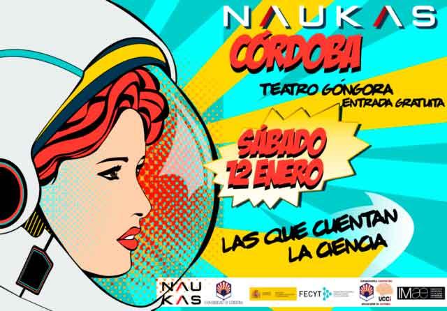 Ciencia, escepticismo y humor, ingredientes clave del espectáculo Naukas Córdoba