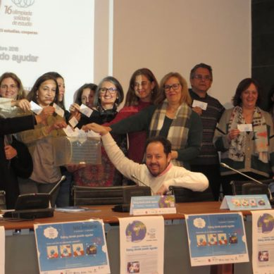 Récord de solidaridad en la Universidad de Granada
