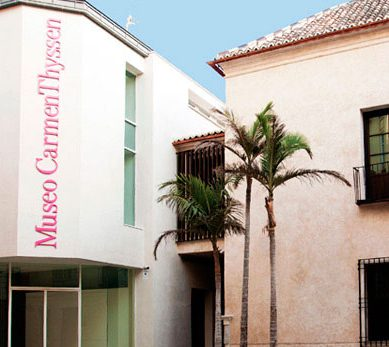 La arquitectura en el arte centra el VI Ciclo de Conferencias del Museo Carmen Thyssen Málaga