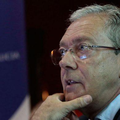 Rogelio Velasco, un consejero con el aval de tres universidades andaluzas