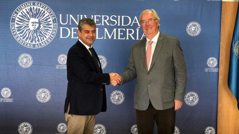 Alianza entre la UAL y Andalucía Smart City en pro de las ciudades del futuro