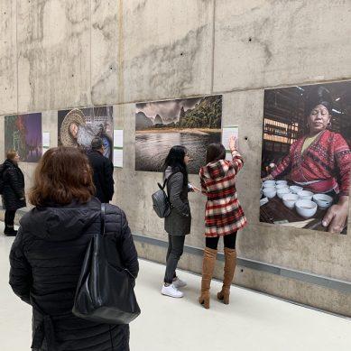 La UAL descubre los encantos de China a través de la mirada de Domingo Leiva