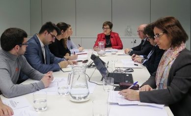 El CEUNE se reúne con el Gobierno para tratar las prácticas académicas
