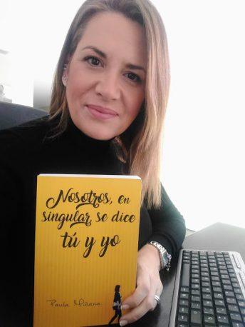 Paula Miñana, presenta 'Nosotros en singular se dice tú y yo', una obra para adentrarse en el maltrato psicológico desde las redes sociales.