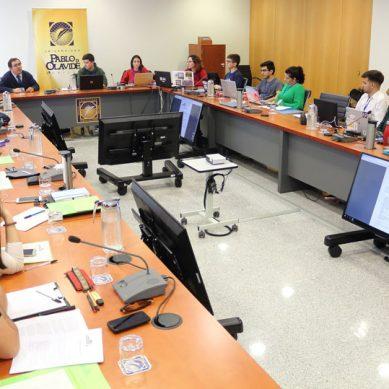 La UPO acoge el tercer encuentro de la Asociación de Consejos Universitarios de Andalucía