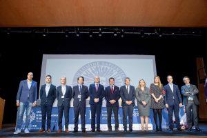 Organizadores y ponentes de la IV Jornada de Innovación en Alimentación.