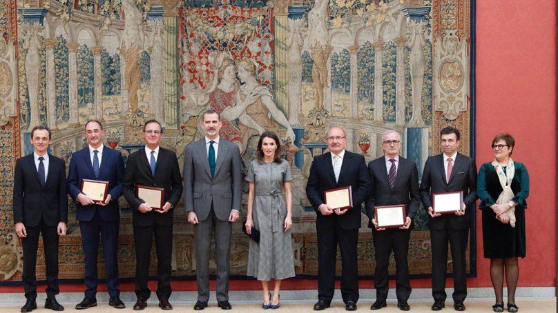 Entregados los Premios Nacionales de Investigación