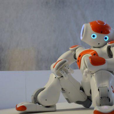 Robots para el tratamiento de niños autistas