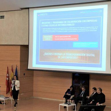 La UPM presenta su nuevo Centro de Liderazgo y Tecnología