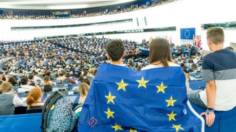 #Estavezvoto en mayo tienes una cita con las europeas
