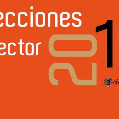 Dos candidatos concurrirán a las elecciones a rector en la Universidad Complutense de Madrid