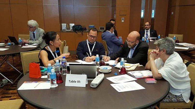 La internacionalización de la UAL teje su ruta de la seda académica hacia Asia