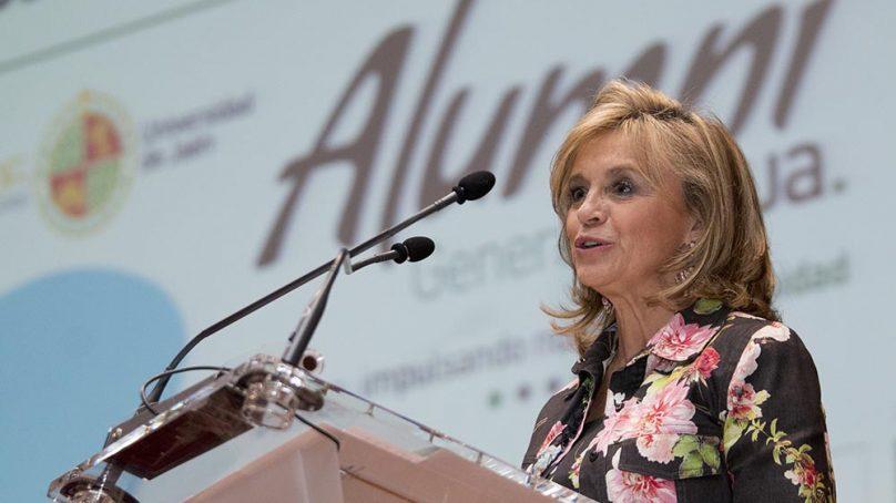 María Luisa del Moral renuncia al cargo de Vicerrectora de Estudiantes de la Universidad de Jaén