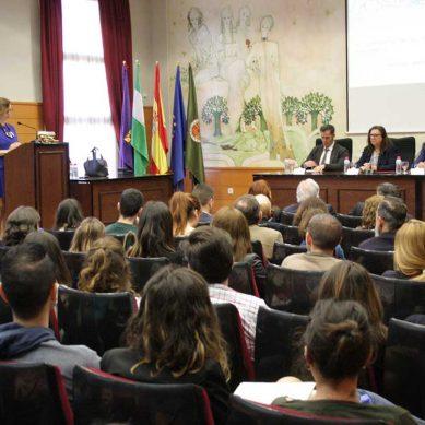 """La UJA reclama """"igualdad y visibilidad para la mujer"""" en el día del patrón de la Facultad de Ciencias de la Salud"""