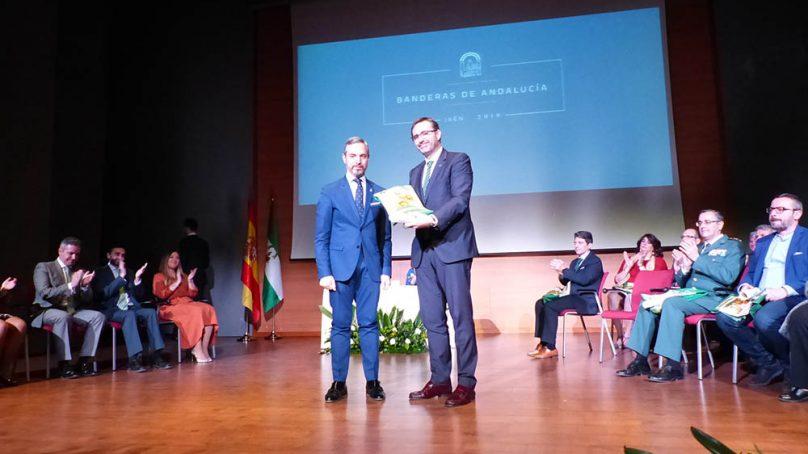 La Junta premia a la UJA por su labor en el desarrollo y crecimiento de la provincia jiennense