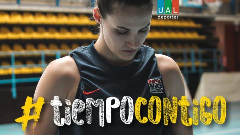 La campaña #TiempoContigo de UAL Deportes busca a su quinto embajador