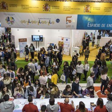 La Semana de la Educación vuelve a llenar IFEMA de la actualidad más innovadora del sector