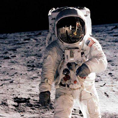 """""""Un pequeño paso para el hombre, pero un gran salto para la humanidad"""""""