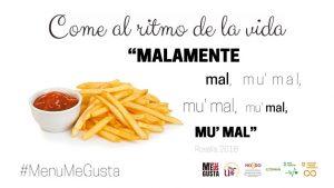 La Universidad de Sevilla ha presentado una campaña de publicidad basada en la música para fomentarlos menús saludables entre su comunidad