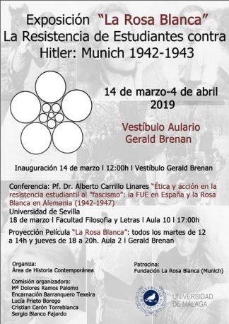 La Rosa Blanca y la FUE, dos organizaciones contra el fascismo en la universidad