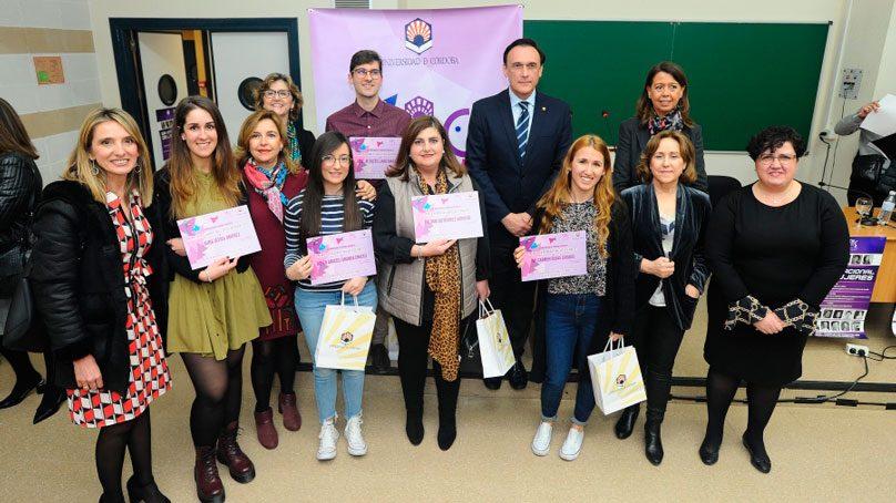 La UCO destaca en el 8-M el papel de la mujer en el conocimiento y su compromiso contra la violencia de género