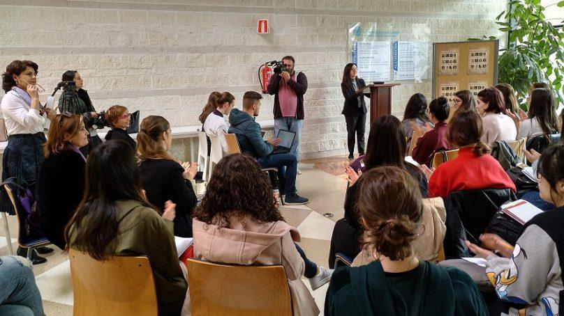El peso de las mujeres escritoras españolas, visible en la Biblioteca de la UAL