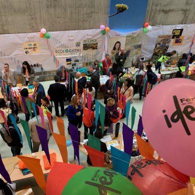 La XII Feria de las Ideas congrega en la UAL a cientos de emprendedores