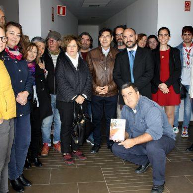 La UAL presenta un 'jardín de palabras' fruto de las asociaciones y el voluntariado
