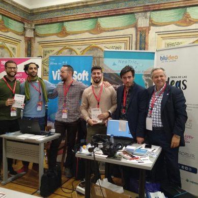 El talento emprendedor de la UAL destaca en el evento internacional 'Startup Olé'