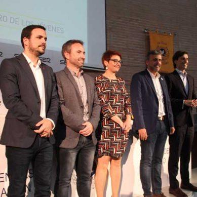 Los 4 principales candidatos por Málaga debaten sobre educación, paro y empleo