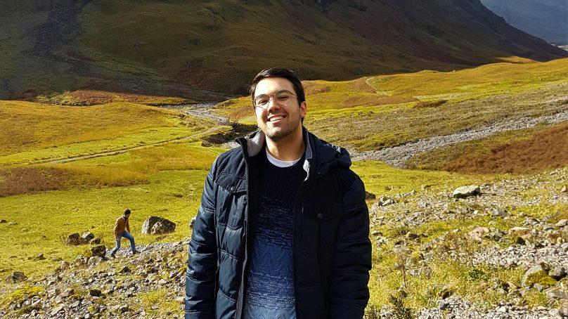"""José Javier Torres: """"Espero que de ninguna manera dejen de existir programas de movilidad internacional"""""""