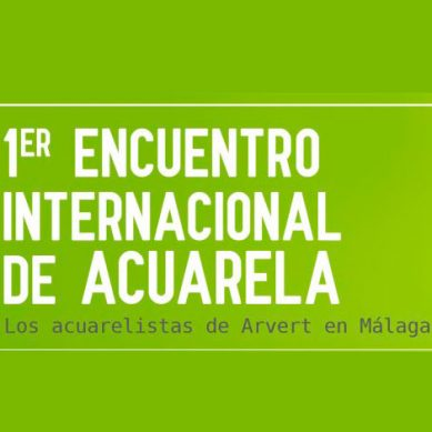 """La UNIA acoge el I Encuentro Internacional de Acuarela """"Los acuarelistas de Arvert en Málaga"""""""