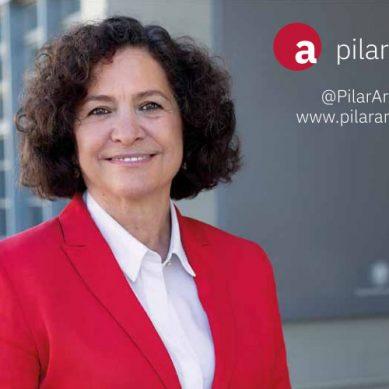 Pilar Aranda, un programa asentado en 10 espacios clave