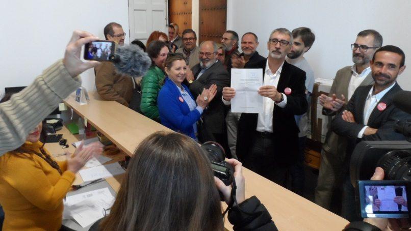 La carrera hacia el rectorado de la UCA comienza con el registro de la primera candidatura
