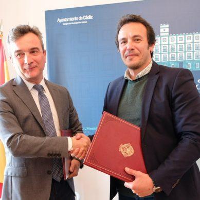 UCA y Ayuntamiento formalizan la permuta de la sede del Rectorado y el CC Reina Sofía
